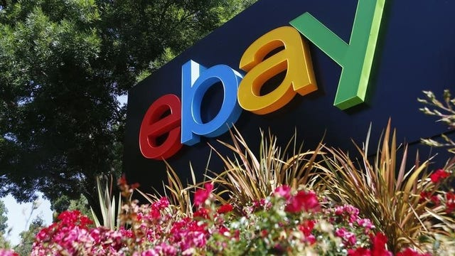 Friends of eBay Director Justin Stanwix and Gleem CEO Nikki Lawrence on eBay's program that helps startups.