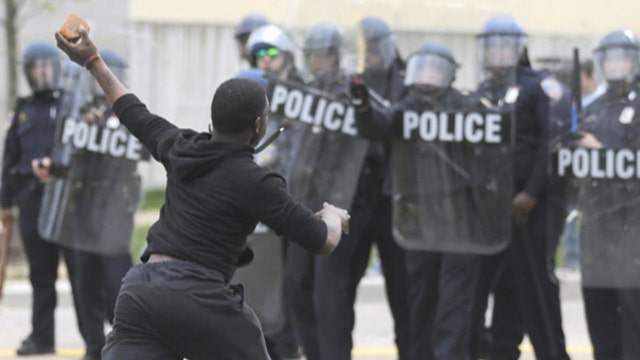 Hypocrisy in Baltimore Orioles exec. protestor comments?