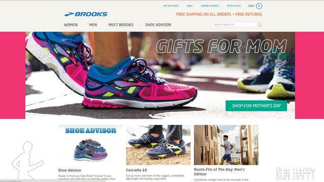 Brooks CEO: Running is still the next big thing