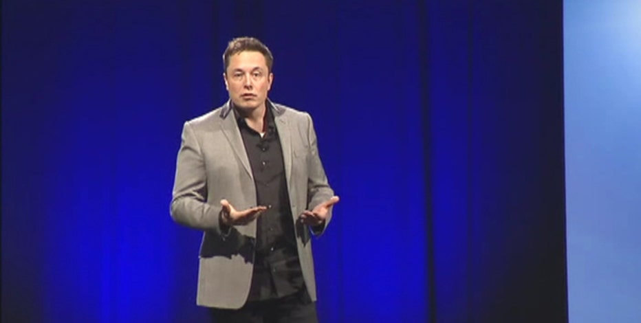 FBN's Ashley Webster on Tesla CEO Elon Musk unveiling the Powerwall to power homes and businesses.