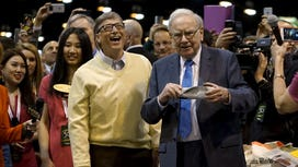What Bill Gates learned about business from Warren Buffett