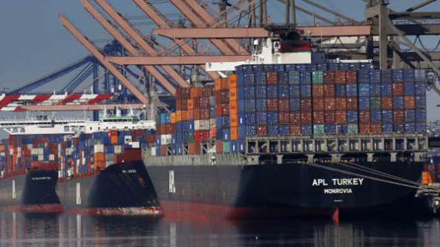 FBN's Ashley Webster breaks down the March U.S. trade deficit data.