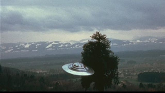 Former Obama pilot Andy Danziger on his UFO experience.