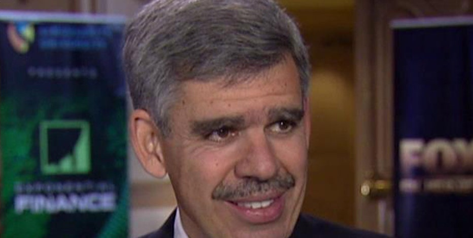Allianz Chief Economic Adviser Mohamed El-Erian discusses market liquidity fears and his outlook for the U.S. economy.