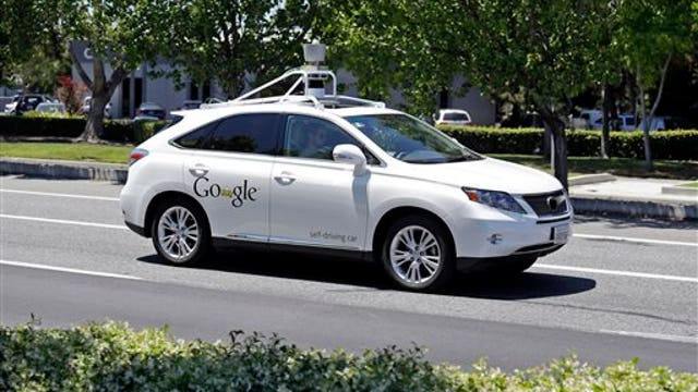 Google's driverless cars involved in 11 crashes