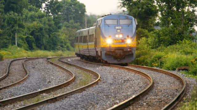 Physics behind trains and tight curves