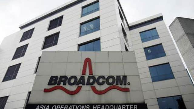 FBN's Ashley Webster breaks down the details of Avago Technologies' acquisition of Broadcom.