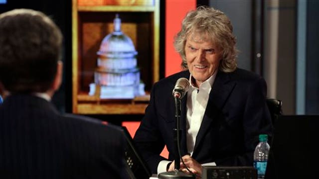 FBN's Neil Cavuto joins Don Imus as his last guest on the final show of Imus in the Morning.