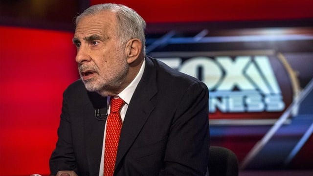 Carl Icahn: This market has a lot to be concerned about