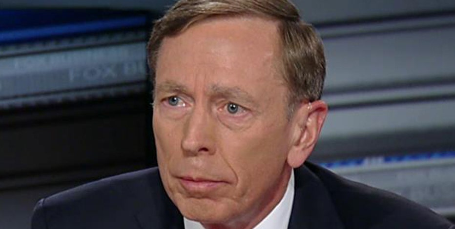 Former CIA Director General David Petraeus says the fall of Ramadi was an operation setback and weighs in on how the U.S. can better handle ISIS and the Middle East.