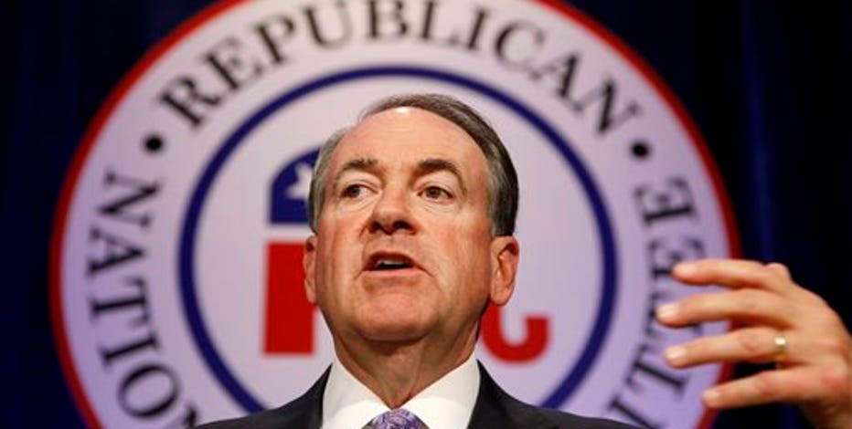 Former Governor Mike Huckabee,(R-Ark), expresses his stance on social security.