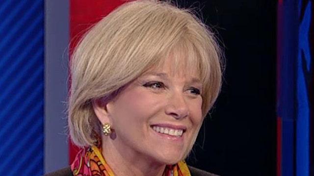 Joan Lunden talks breast cancer battle, awareness