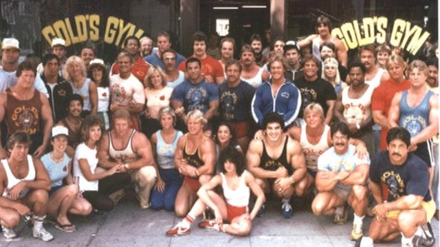 Gold's Gym celebrates 50th anniversary