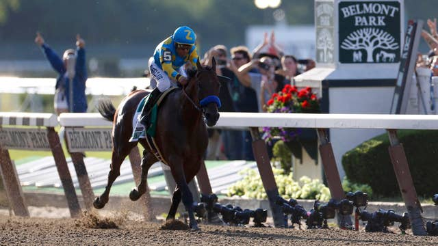 WinStar Farm's Stallion Seasons Director Darren Fox and McMahon and Hill Bloodstock Co-Owner and Founder Mike McMahon discuss 'American Pharaoh's' big win, and breeding value.