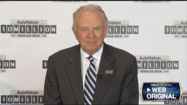 AutoNation CEO breaks down the keys to success