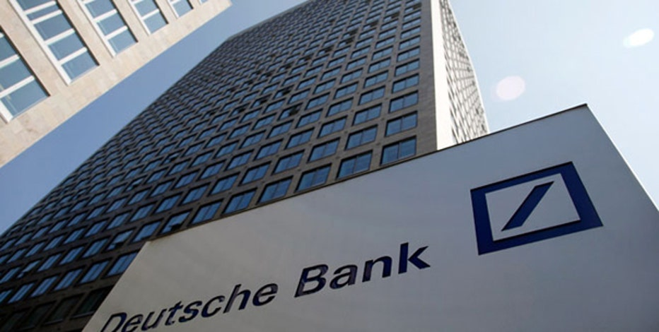 Barrons.com Editor Jack Otter and FBN's Dagen McDowell on Deutsche Bank announcing the resignations of Co-CEOs Anshu Jain and Juergen Fitschen.