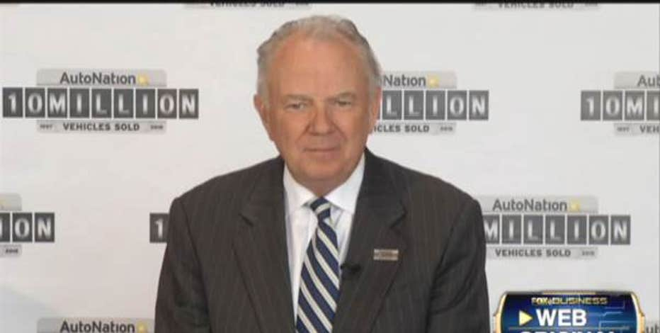 AutoNation CEO Mike Jackson discusses what drove him to success.