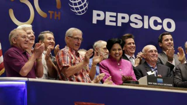 FBN's Charlie Gasparino reports that PepsiCo threw a secret, million-dollar 50th anniversary party.