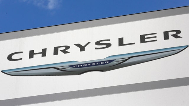 Chrysler CEO eyes GM tie-up?