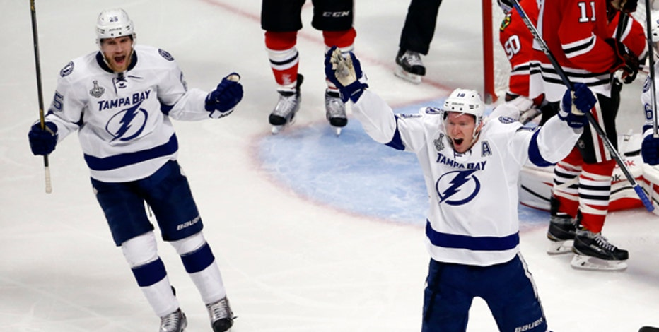 Tampa Bay Lightning Chairman Jeff Vinik on the Stanley Cup and the business of hockey.