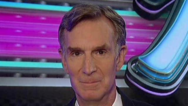 Bill Nye 'The Science Guy' on the LightSail spacecraft project and space exploration.
