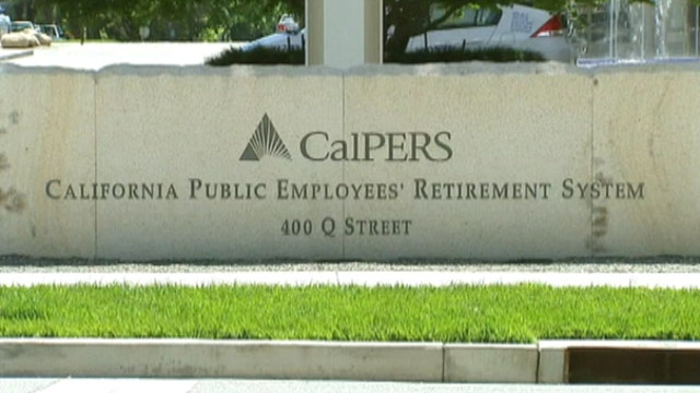 CalPERS CIO Ted Eliopoulos on the changes to California's public pension fund in an effort to reduce fees, Greece and the markets.