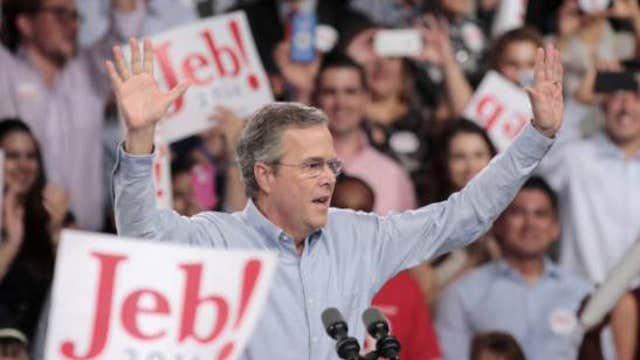 Jeb Bush announces 2016 presidential candidacy
