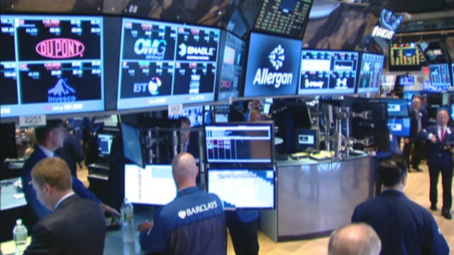 FBN's Nicole Petallides on Colt filing for chapter 11 bankruptcy protection and the outlook for Ruger and Smith & Wesson shares.