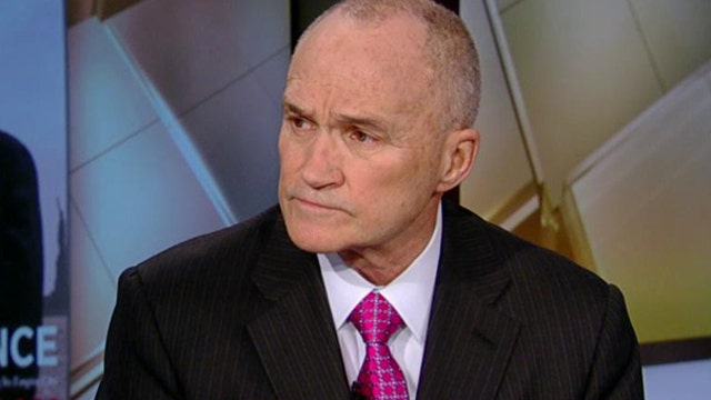 Former NYC Police Commissioner Ray Kelly on Al Qaeda and the New York City crime rate, stop & frisk and the economic impact of crime.