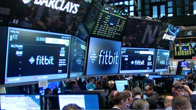 Fitbit CEO on IPO, what's next