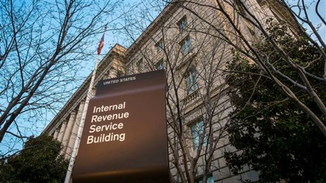 Government on track to collect record $2.1T despite IRS cuts