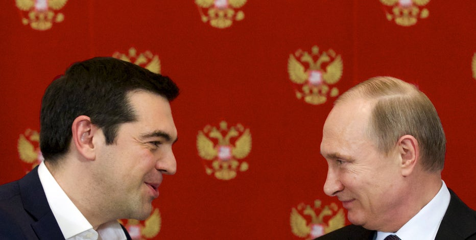 Former Green Beret Captain Ben Collins discusses the pipeline deal between Russia and Greece.