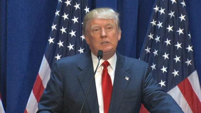 Donald Trump campaign a publicity stunt?