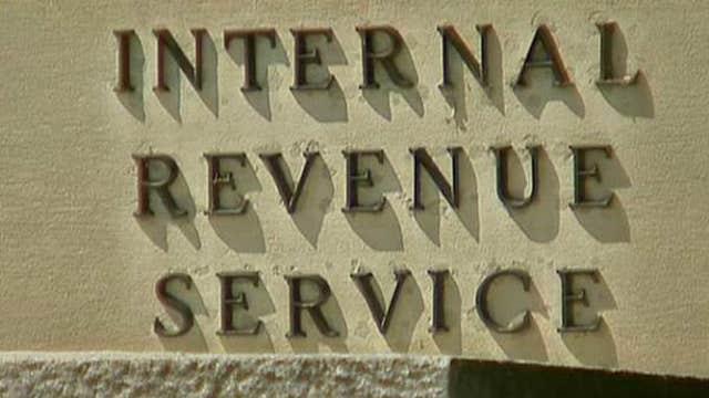 FBN's Gerri Willis on Z Street's lawsuit against the IRS.