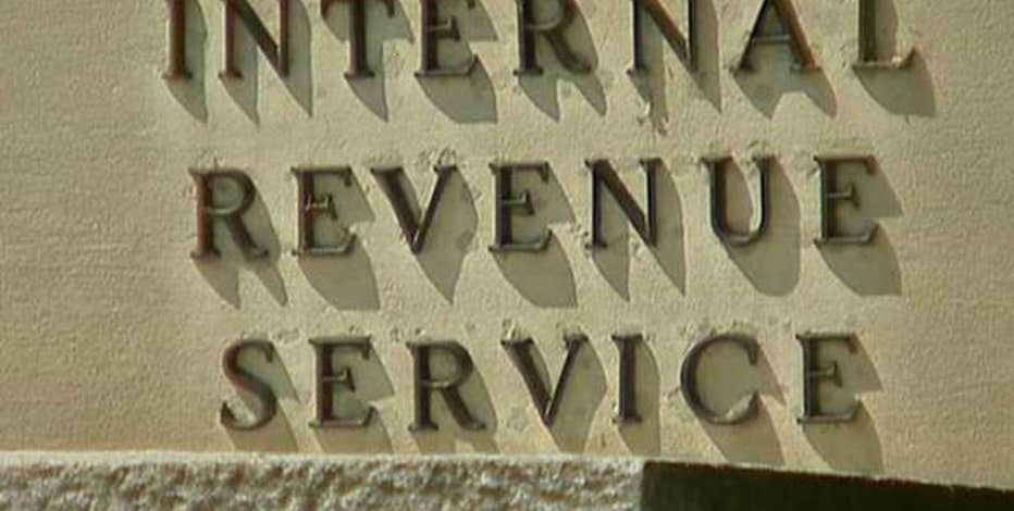 IRS faces another lawsuit
