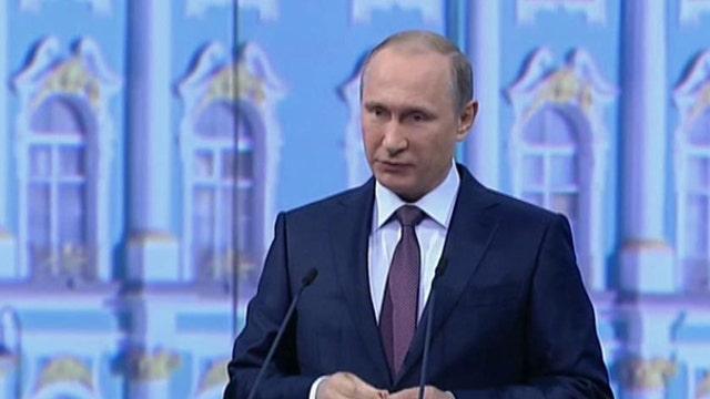 Should U.S. be more aggressive against Putin?