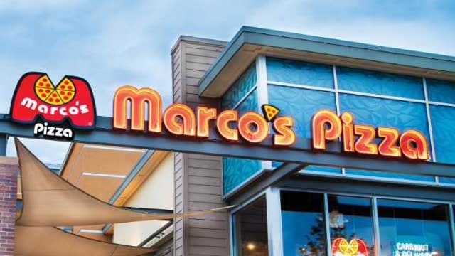 Marco's Pizza brings a slice of Italy to America