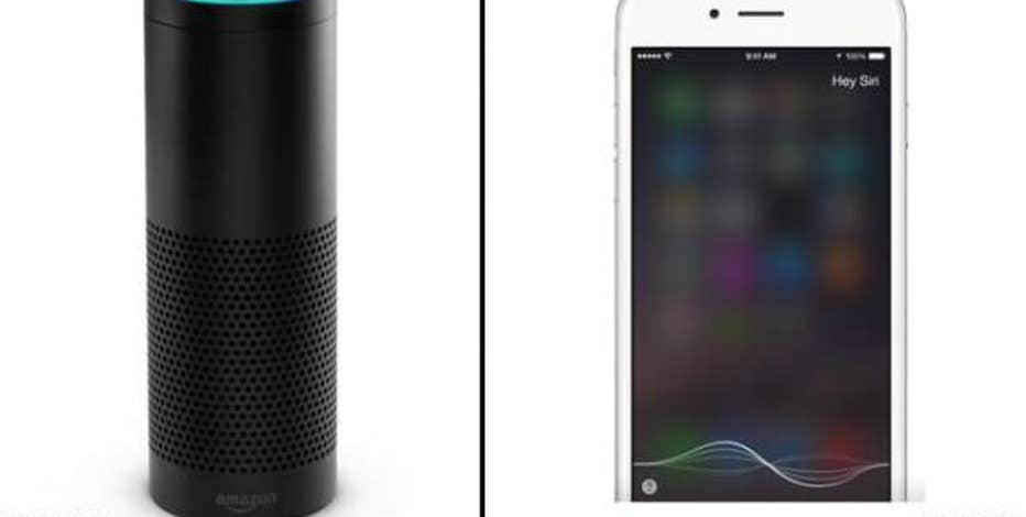 FOXBusiness.com asked Apple's Siri and Amazon's Alexa a series of questions to find out which device had the better personality.