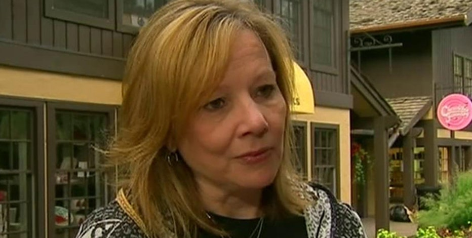 FBN's Jo Ling Kent on General Motors CEO Mary Barra's comments on China.