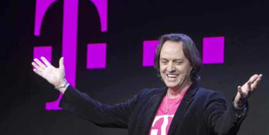 T-Mobile CEO John Legere discusses the company's 'Mobile without Borders' program, his Twitter war with Donald Trump, a possible merger with DISH Network and subscriber wars.
