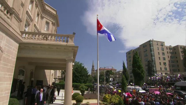 Diplomacy with Cuba all about Obama's legacy?