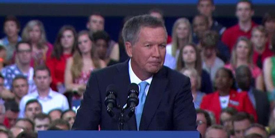 FBN's Blake Burman on Ohio Gov. John Kasich entering the 2016 presidential race.