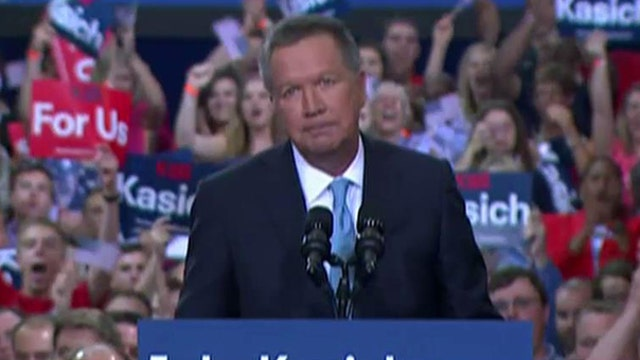 Gov. Kasich jumps into 2016 presidential race