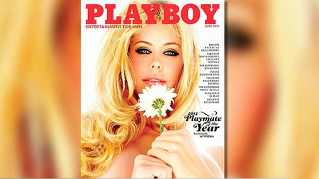 Playboy Playmate-turned-day-trader Kennedy Summers on how she got her start in finance and what her strategy is.