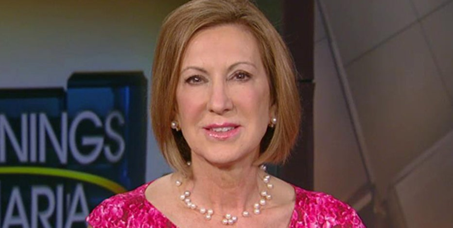 Republican presidential candidate Carly Fiorina on the election, economy, the Iran nuclear deal and Hillary Clinton.