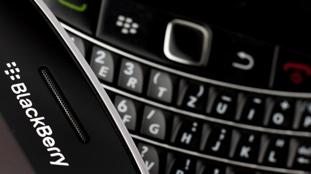 BlackBerry CEO on enhancing mobile security