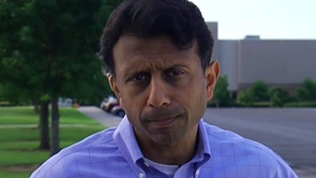 Gov. Bobby Jindal on Louisiana theater shooting