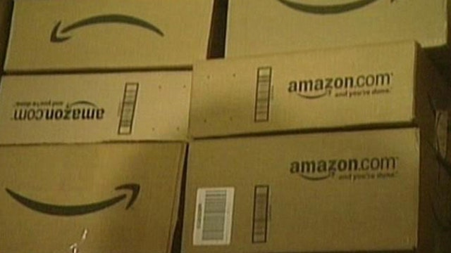 Amazon shares in bubble territory?