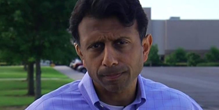 Gov. Bobby Jindal, (R-LA), on the theater shooting in Lafayette, Louisiana.