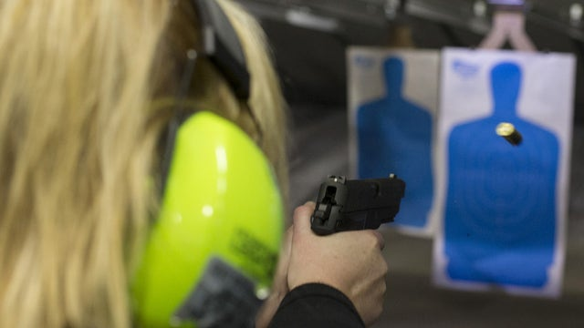 Gun range owner bans Muslims